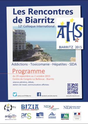 ATHS 2015 : La naloxone