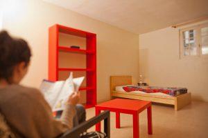 Service d'appartements thérapeutiques