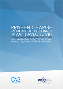 Prise en charge du VIH – Recommandations du groupe d'experts
