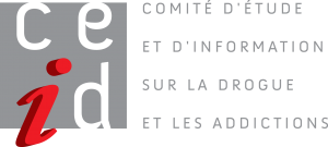 Logo du CEID Addictions