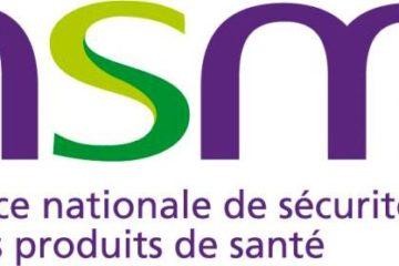 Logo ANSM
