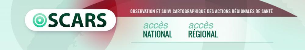 Observation et Suivi Carthographique des Actions Régionales de Santé