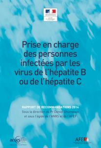 Prise en charge des personnes infectées par le virus de l'hépatite B ou de l'hépatite C