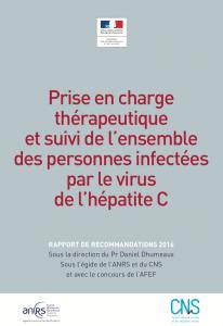Prise en charge thérapeutique et suivi de l'ensemble des personnes infectées par le virus de l'hépatite C