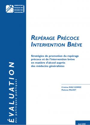 Repérage Précoce Intervention Brève